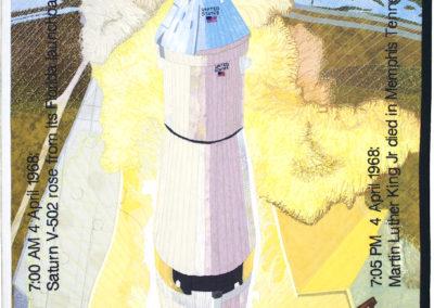 Apollo 6 by Linda Syverson Guild