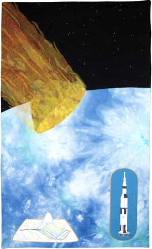 Apollo IV by Eileen Doughty