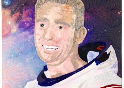 Astronaut Ronnie Walter Cunningham