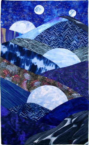 Blue Moon by Mary Ellen Simmons