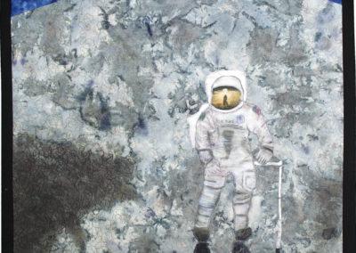 Charles Duke, Crater's Edge by Tammi D Daubenspeck