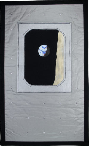 Earthrise by Kay Campbell