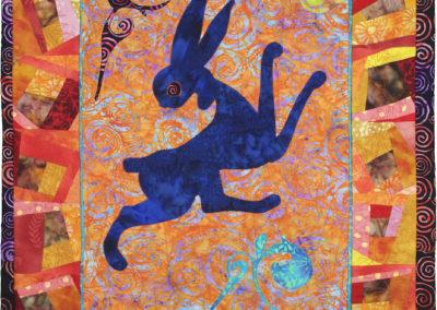 Hare 'um Scare 'um by Suzanne Elliott