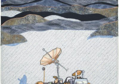 Lunar Rover by Linda H. MacDonald