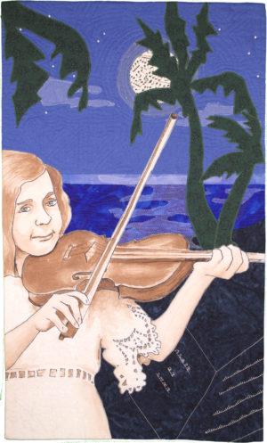 """Mama Played """"Clair de Lune"""" by Bonnie D. Askowitz"""