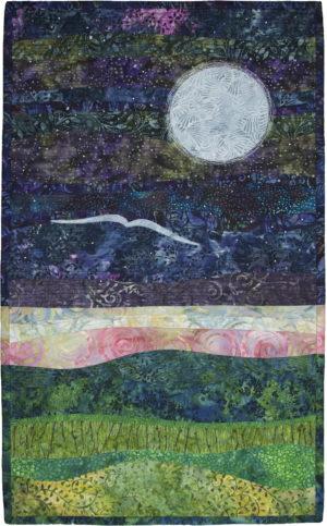 Mondnacht (Moonlit Night) by Elizabeth W. Zobel