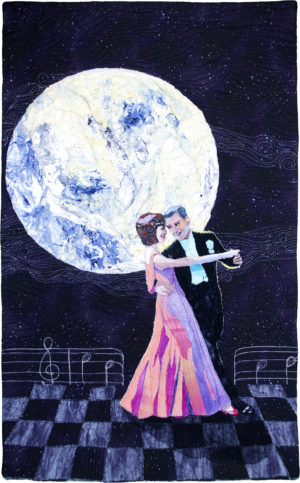 Moondance by Sue de Vanny