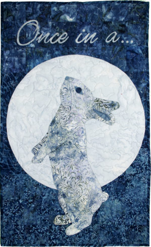 Once in a Rabbit Moon by Shannon Shirley