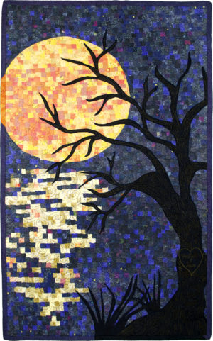 Shine on Harvest Moon by Jeanne M. Knudsen