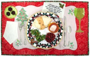 Christmas Dinner by Susanne M Jones